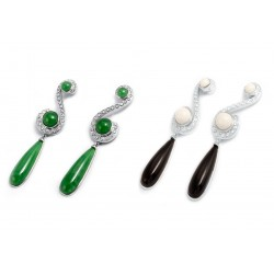 Jade Set 3 Earrings